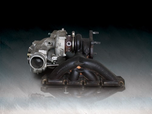 Turbo K03 TFSI