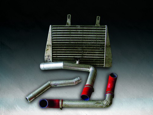 Intercooler Forge Seat Ibiza 2001