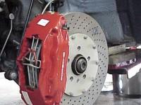 Δαγκάνες Porsche Kit