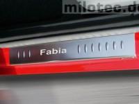 Μασπιέ Skoda Fabia II