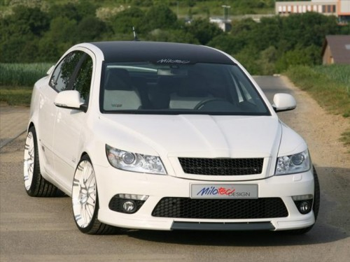 Skoda Octavia RS by Milotec