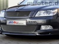 Μπροστινό spoiler Octavia II Facelift