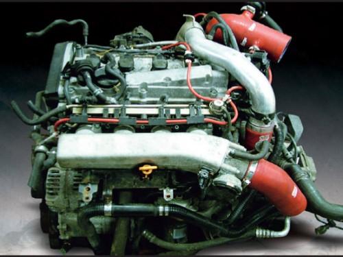 Σέτ μετατροπής Seat Ibiza 2001 Turbo 180PS