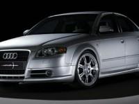 Μπροστινό spoiler Audi A4 Limousine