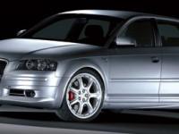 Μπροστινή ποδιά Audi A3 Sportsback