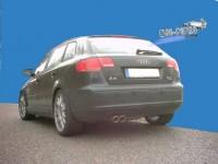 Εξάτμιση Audi A3 type 8P