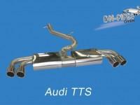 Εξάτμιση Audi TTS 2.0 TFSI Quattro Type 8J